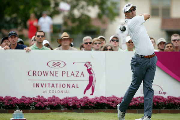 PGA Tour preview and tips The Crowne Plaza Invitational 19th