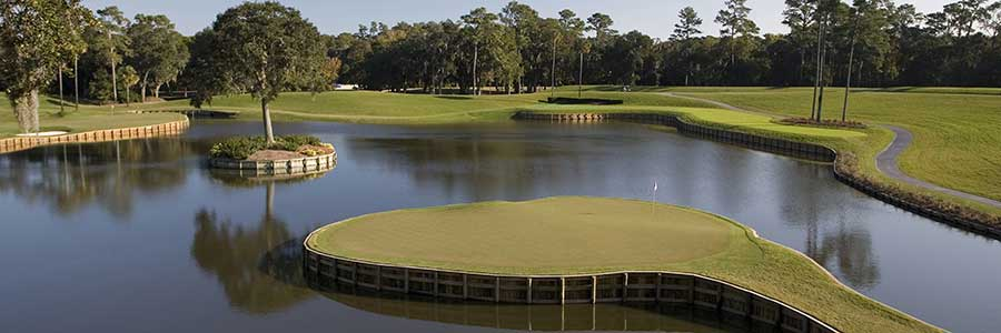 TPC Stadium Sawgrass - 17th Hole