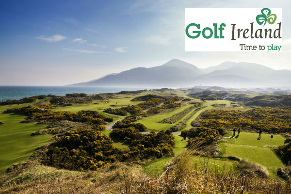 Royal County Down and other great Irish Open courses