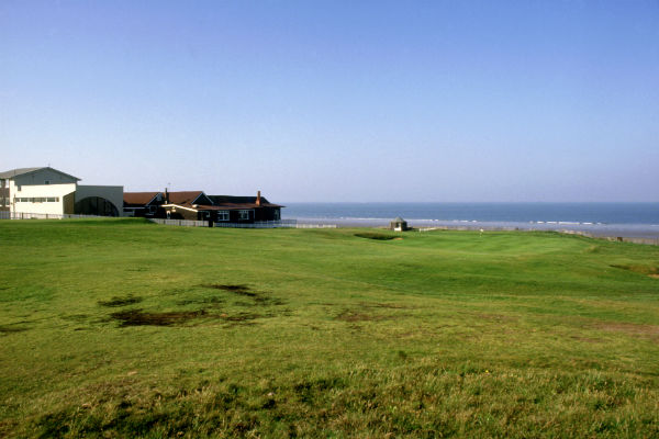 Porthcawl clubhouse