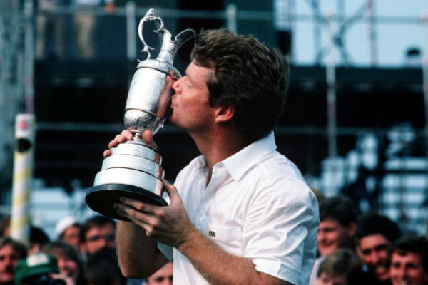Tom Watson's most memorable Open Championship moments