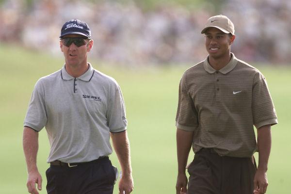 David Vuval Tiger Woods
