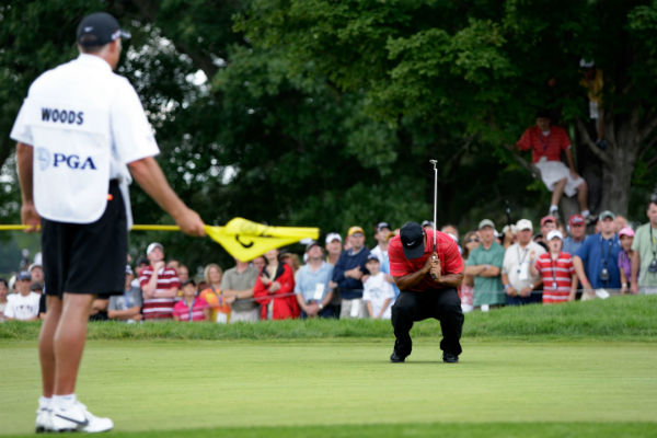 Three heartbreaking final rounds at the PGA Championship