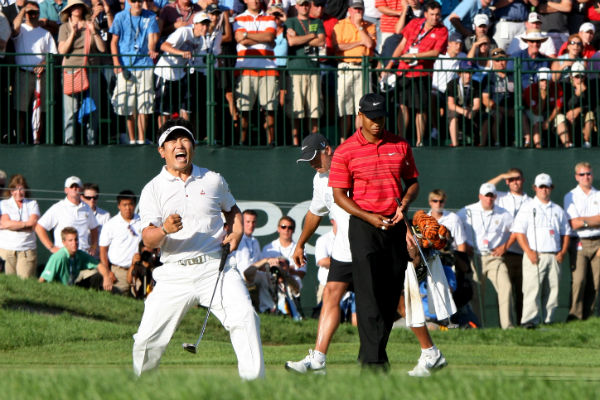 Tiger Woods 2009 PGA