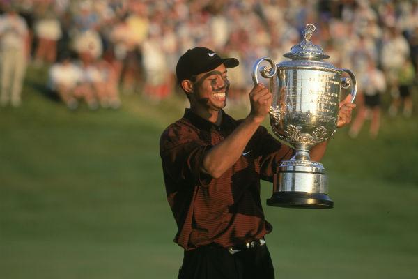 Tiger Woods PGA Champ 2000