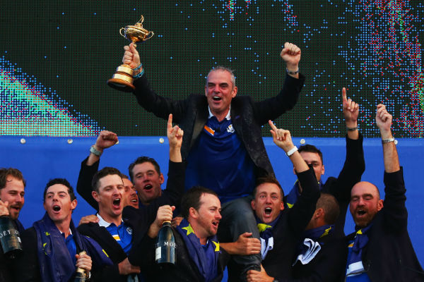 From top points scorer to the players they'd least like to caddy – YGT answer a host of Ryder Cup 2016 questions