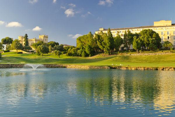 Spain resort