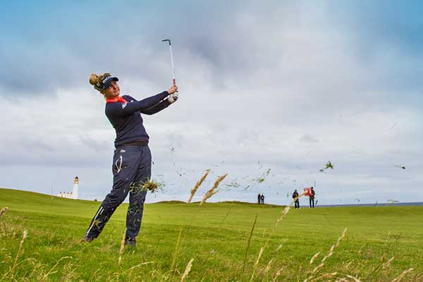Golf Interview: We talk Travel Tips, Bucketlists and Favourite Courses with Charley Hull