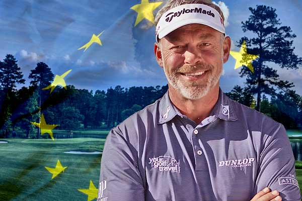 Question time with Darren Clarke