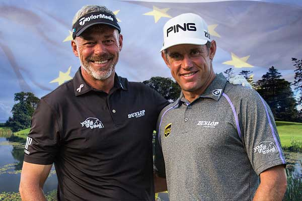 Captain Clarke wants Westwood at The 2016 Ryder Cup