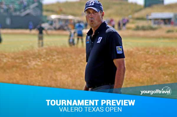PGA Tour Tournament Preview – The Valero Texas Open