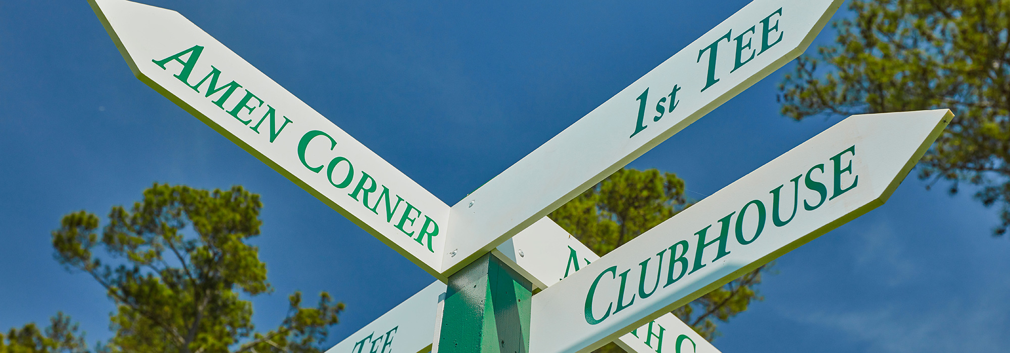 A-Z of The Masters