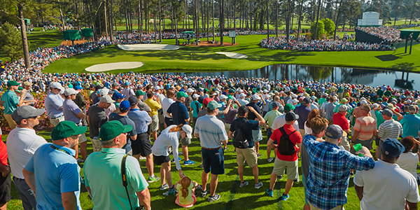 The Patrons at The Masters