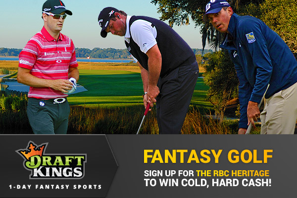Draft Kings – RBC Heritage Recap & Valero Texas Open Picks