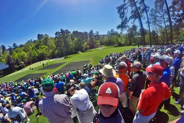 The Masters Spectator Guide – 5 Favourite Viewing Locations at Augusta National