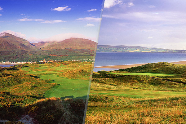 Top 5 Irish Golf Courses – Kevin Markham VS. YGT Rory
