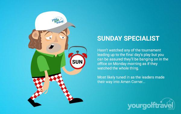 Sunday Specialist