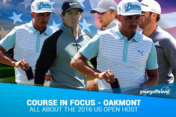 Course in Focus - Oakmont