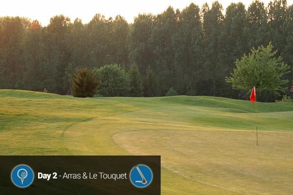 Day 2 Arras & Le Touquet