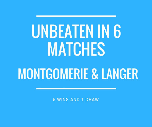 Monty & Langer Ryder Cup