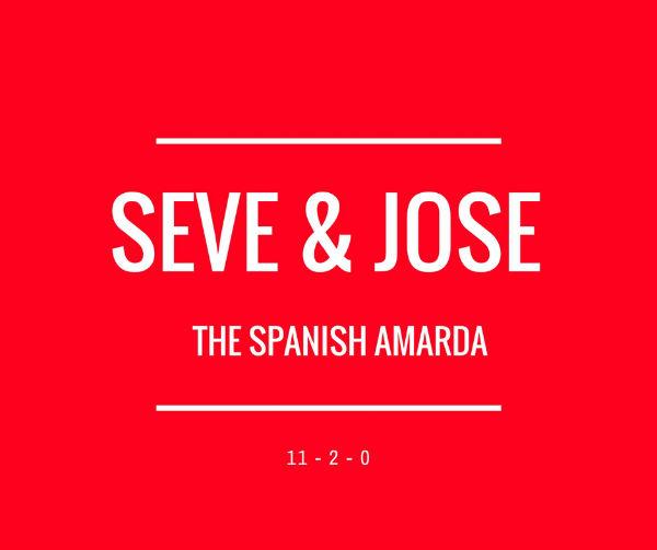 Seve Ballesteros & Jose Maria Olazabal