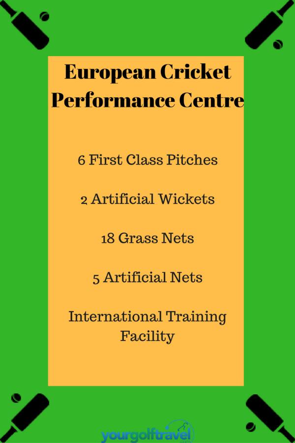 european-cricket-performance-centre
