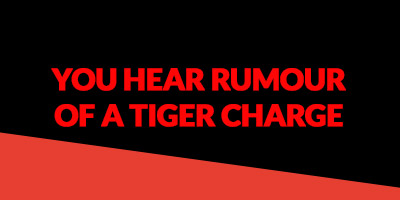 tiger woods charge
