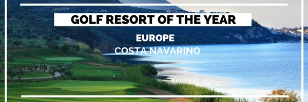 Costa Navarino - Europe Destination of the year