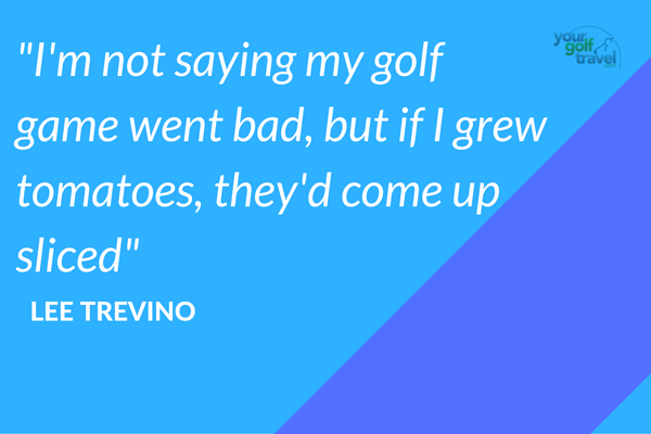 20 of the Best Lee Trevino Quotes and Amazing Facts about