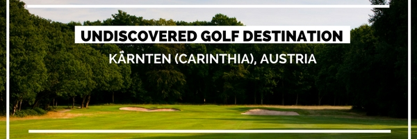 Undiscovered Golf Destination