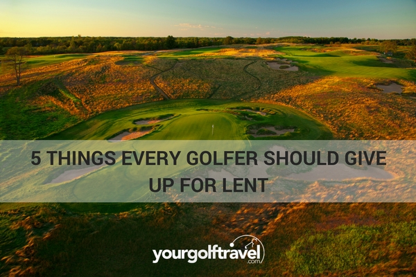 Give up for lent picture