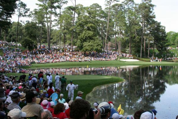 Par 3 course at Augusta