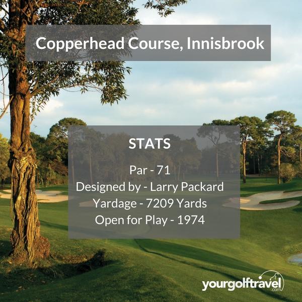 Copperhead Course