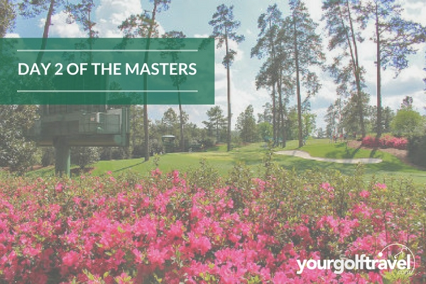 Friday at the Masters: Day 2 round up