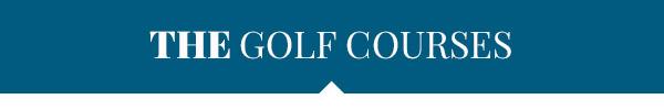 golf courses at la manga