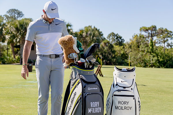 Rory McIlroy & TaylorMade Golf - An Unexpected Opportunity