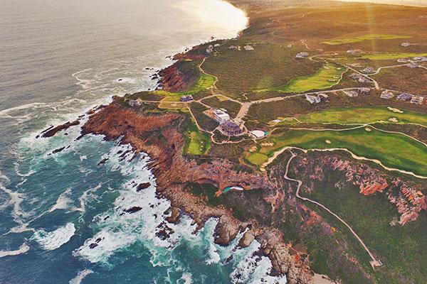 South Africa Golf Holidays - Championship Golf, Safari, 5* Luxury & World Class Wine!