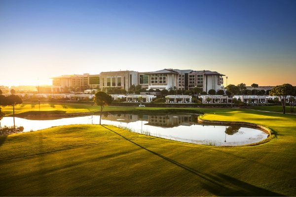 Regnum Carya Golf & Spa Resort: The Best of Golf in Turkey