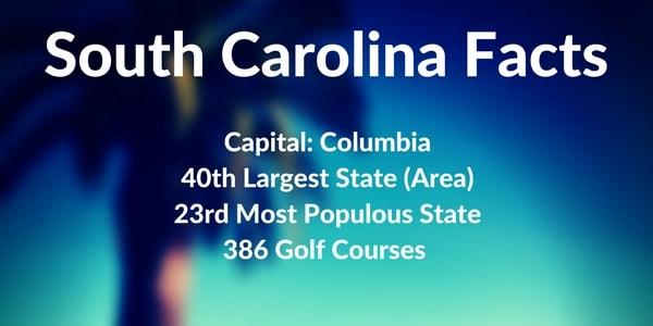 south carolina facts