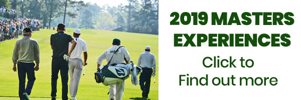 2019 Masters With Your Golf Travel