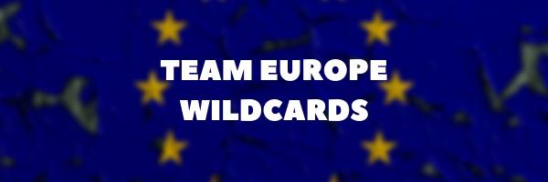 europe wildcards