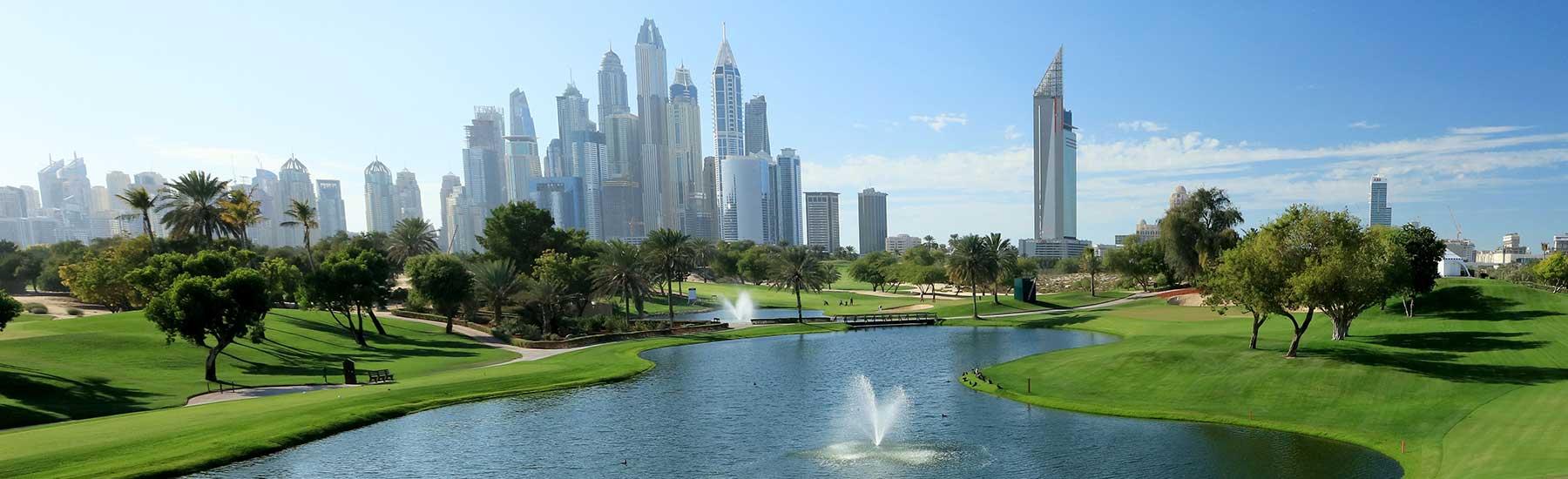 Dubai Golf: Tournaments, Championship Courses & More