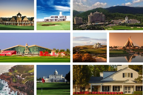 10 Best Golf Clubhouses in the World