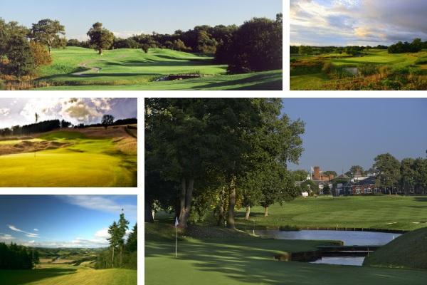 Top 5 Golf Breaks Under £100