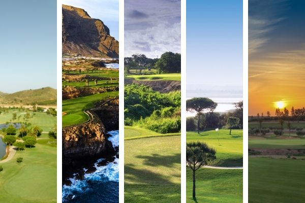 Top Winter Sun Golf Holidays 2020