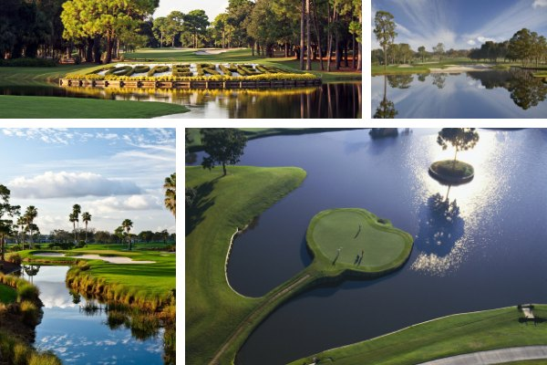 Playing the PGA Tour's Florida Swing