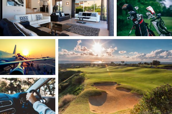 How to prepare for a golf holiday