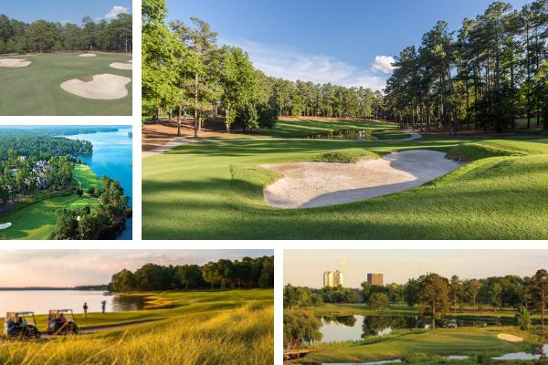 Courses to play near Augusta National