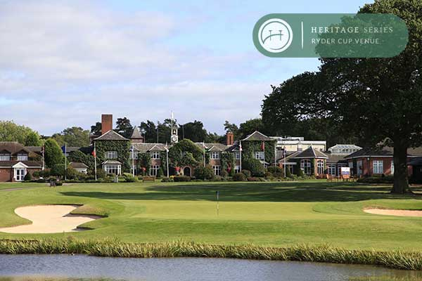 The Belfry - Multiple Ryder Cup venue
