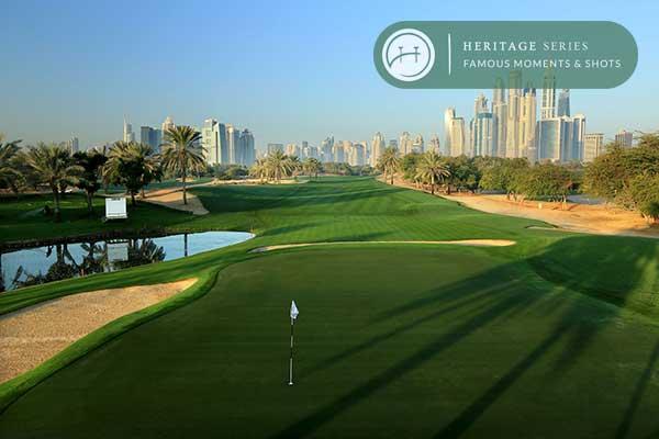 Emirates Golf Club - Majilis Course